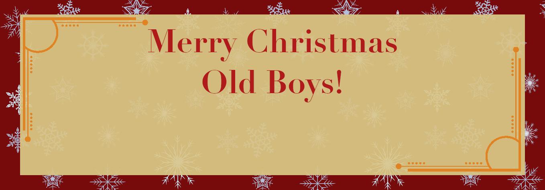 Kemper Old Boy Network Virtual Christmas Gathering 2020